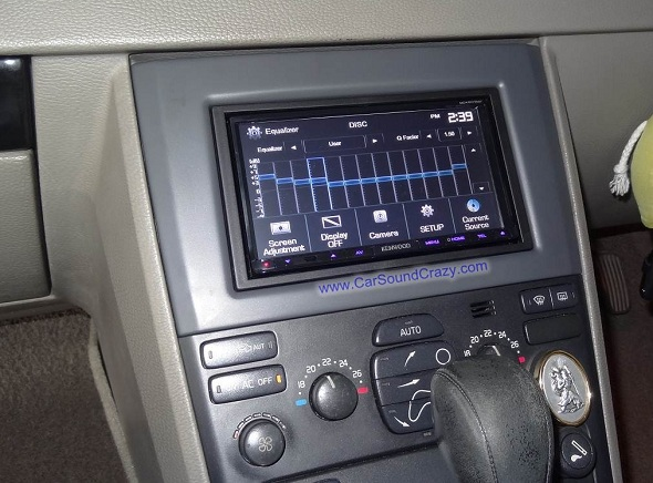 Volvo XC90 (2002-2014) DVD GPS BT 8