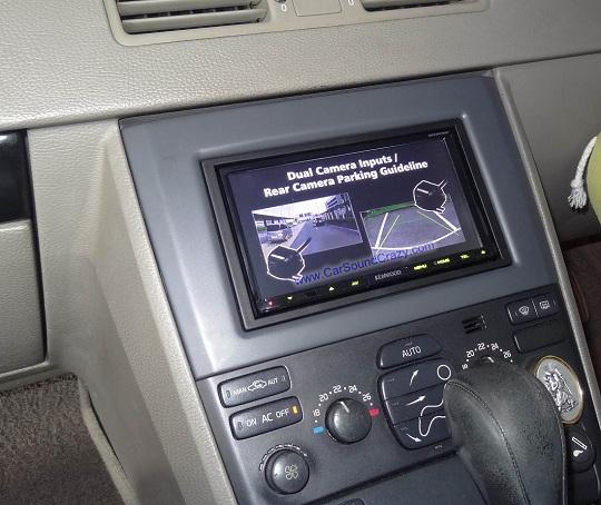 Volvo XC90 (2002-2014) DVD GPS BT 9