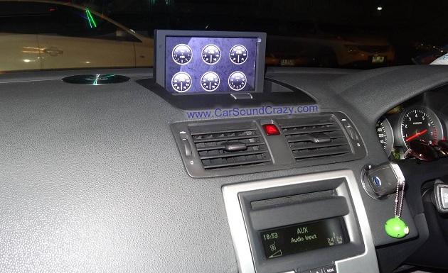 Volvo C30 (2006-2013) Android GPS Multimedia ตรงรุ่น 5