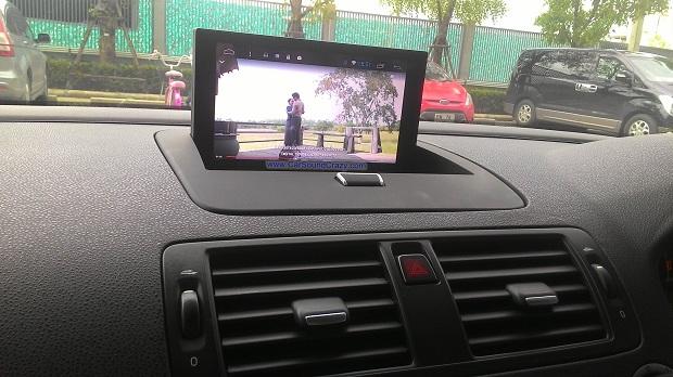 Volvo C30 (2006-2013) Android GPS Multimedia ตรงรุ่น 6