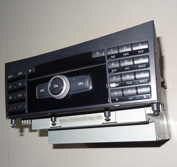 ซ่อมเครื่องเสียง วิทยุ CD DVD Benz E Class W212 1