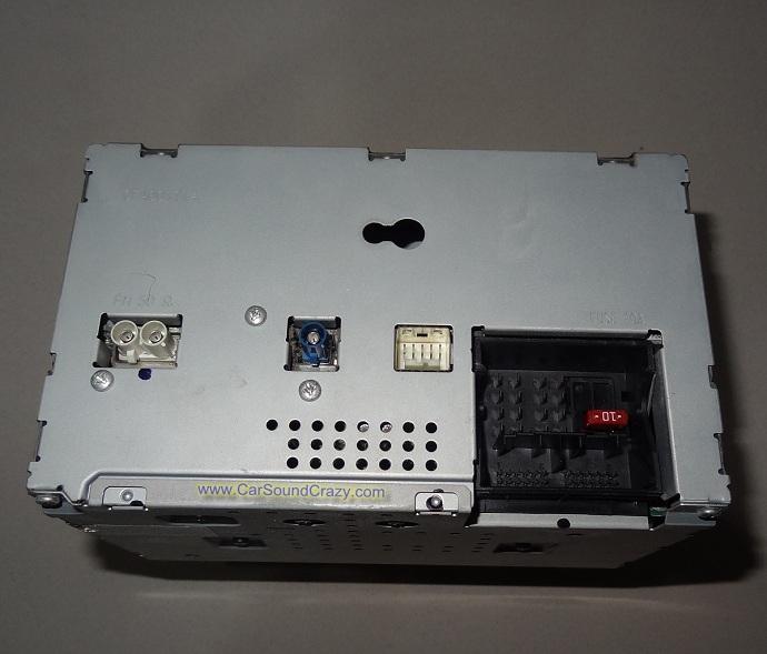 ซ่อมเครื่องเสียง วิทยุ CD DVD Benz E Class W212 4