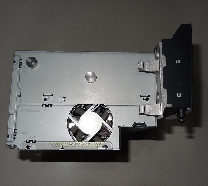 ซ่อมเครื่องเสียง วิทยุ CD DVD Benz E Class W212 5