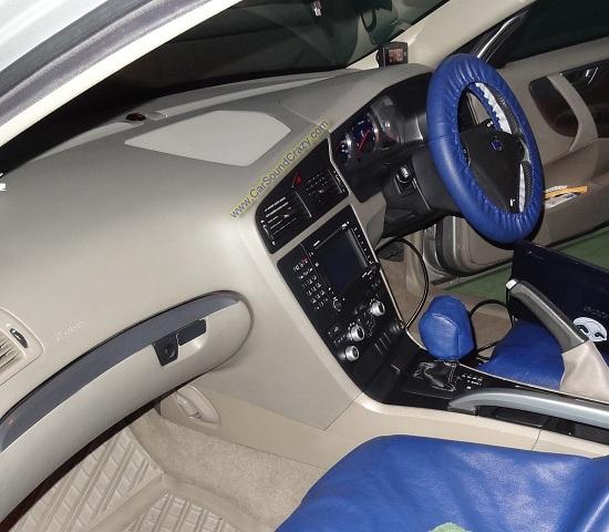 DVD GPS Bluetooth ตรงรุ่น Volvo XC70