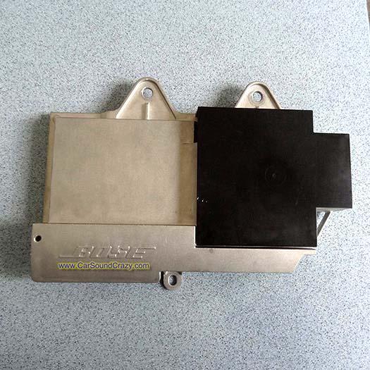 ซ่อมวิทยุ แอมป์ CD ติดรถยนต์ PORSCHE CAYENNE