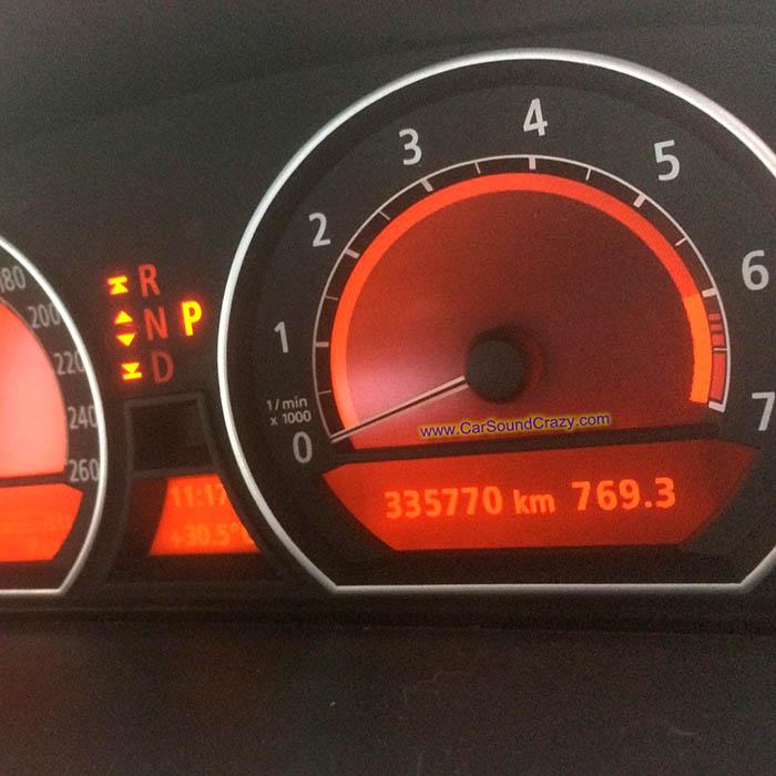 ซ่อมเรือนไมล์ BMW E65 E66 3