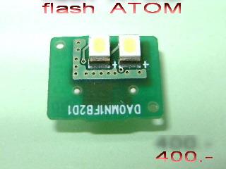 ไฟแฟลช O2 ATOM มือสอง