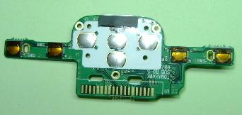 แผงปุ่มกดหน้า HP37xx มือสอง