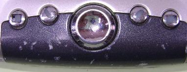 ชุดปุ่มกดด้านหน้า HP6365 มือสอง