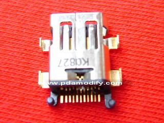Mini USB charge HTC 11 Pin