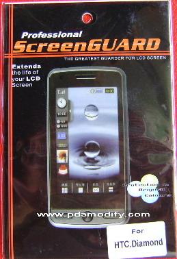 แผ่นกันรอย HTC Diamond P3700