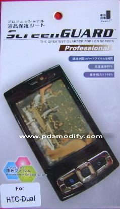 แผ่นกันรอย HTC Touch Dual P5500