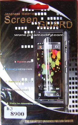 แผ่นกันรอย BlackBerry 8900
