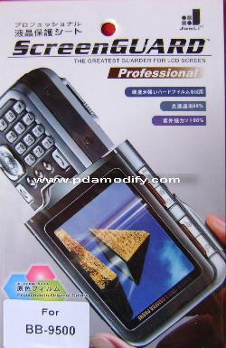 แผ่นกันรอย BlackBerry 9500