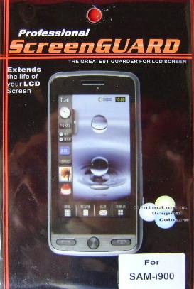 แผ่นกันรอย SAMSUNG i900 Omnia
