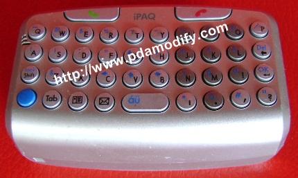 Key board HP6365 อะไหล่แท้มือสอง