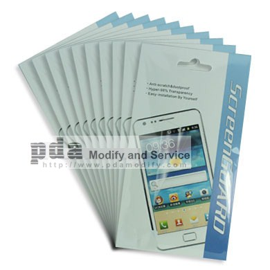 Screen guard protector for Samsung Galaxy Note GT-N7000 i9220
