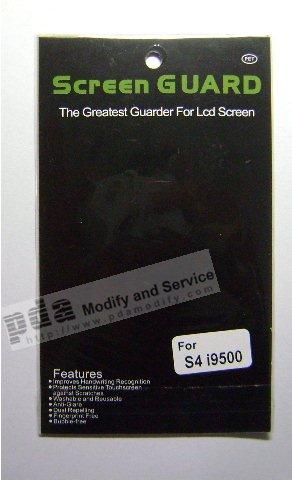ฟิล์มกันรอยหน้าจอ screen guard protector for Samsung Galaxy S4 i9500