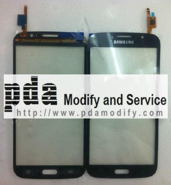 OEM Touch screen samsung galaxy Mega 5.8 i9150 / i9152 Dark blue