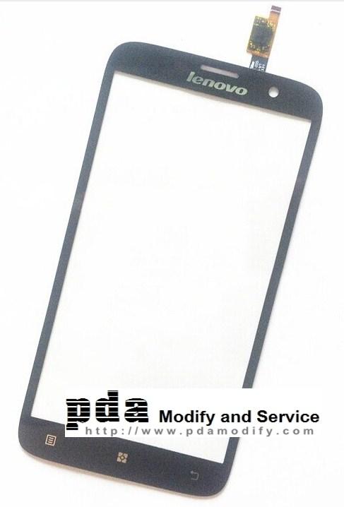 Original Black Touch screen Lenovo A850