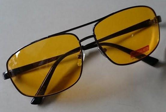 แว่นตาสำหรับใส่ขับรถในเวลากลางคืน ป้องกันแสงUV