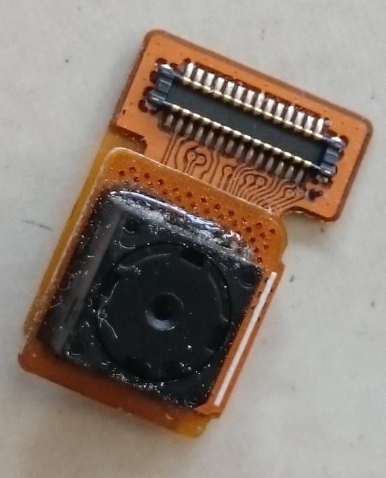 กล้องหน้า Sony xperia z c6602 c6603 LT36 มือสอง