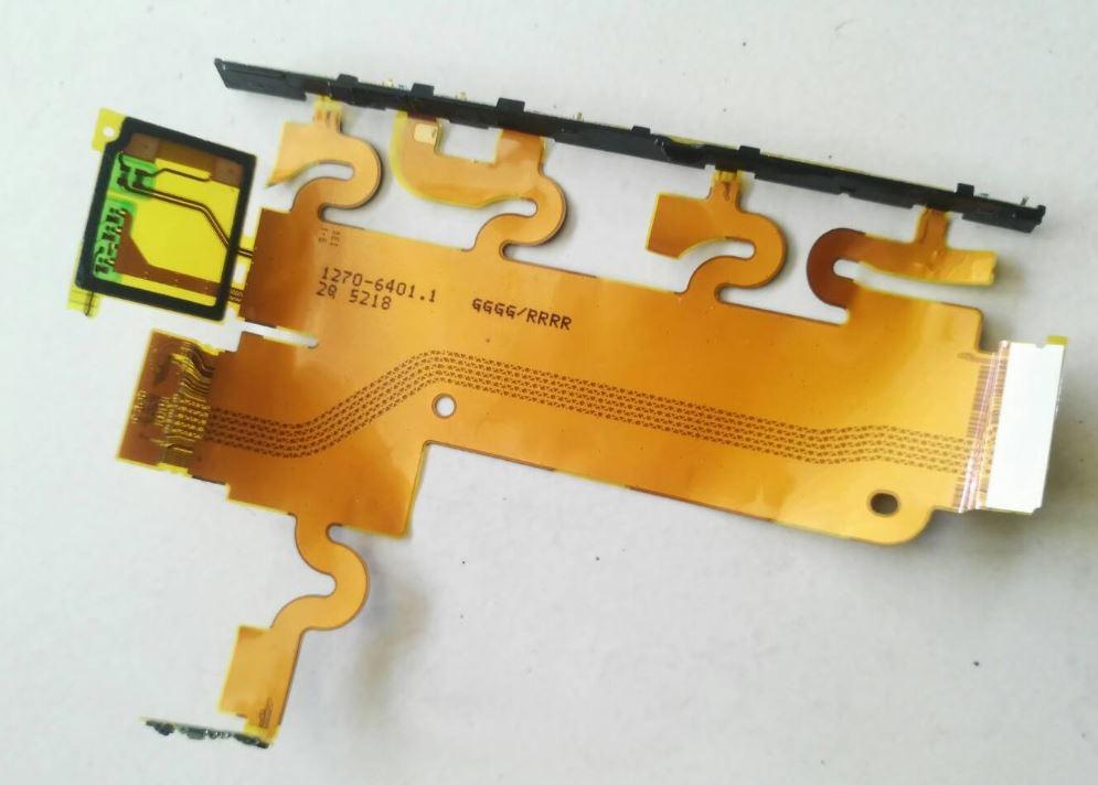 สายแพโวลลุ่ม Sony xperia z1 L39H L39 C6902 C6903 C6906 มือสอง