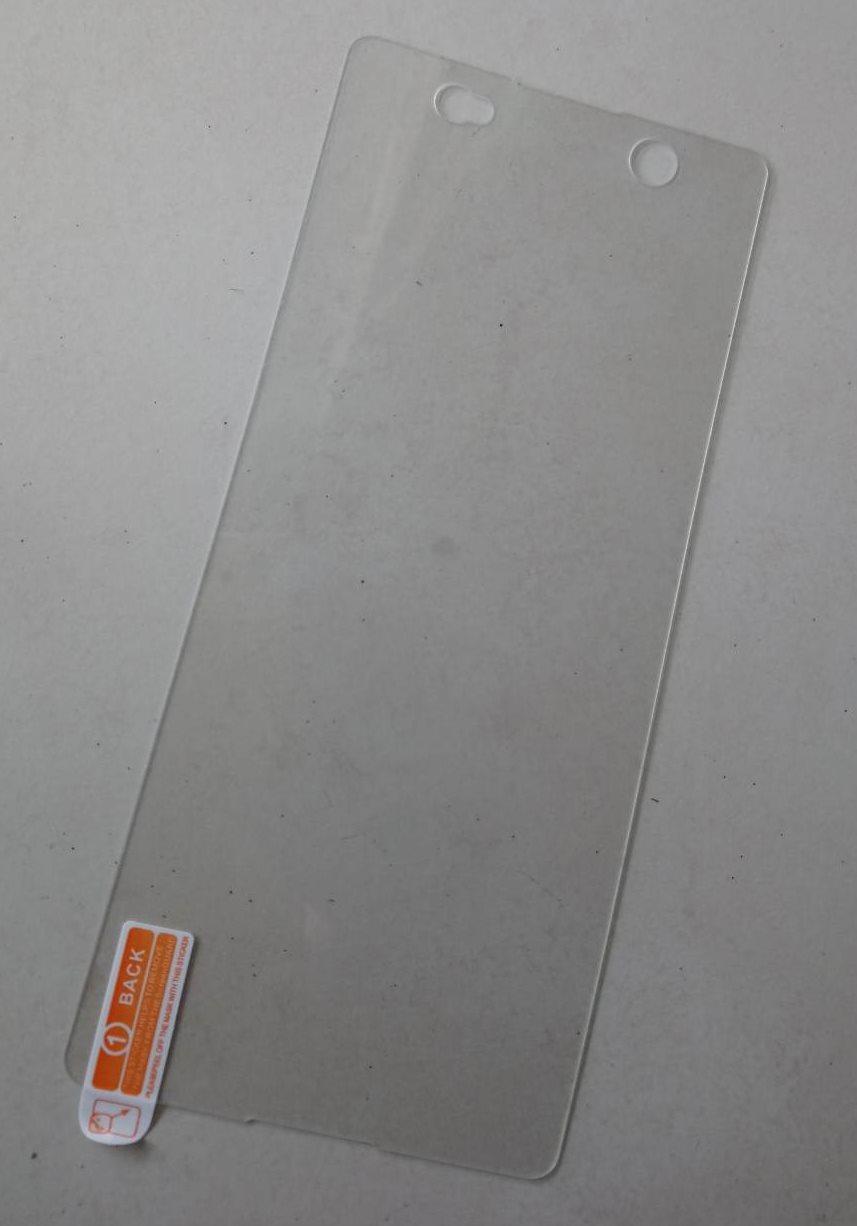 ฟิล์มกระจก Sony xperia XA1 ultra ชนิดไม่เต็มจอ