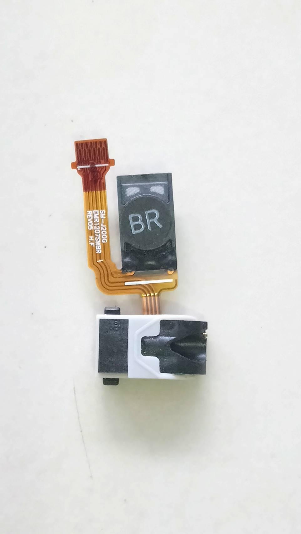 ลำโพงหน้าและแจ๊คหูฟัง SAMSUNG J2 / J200 มือสอง
