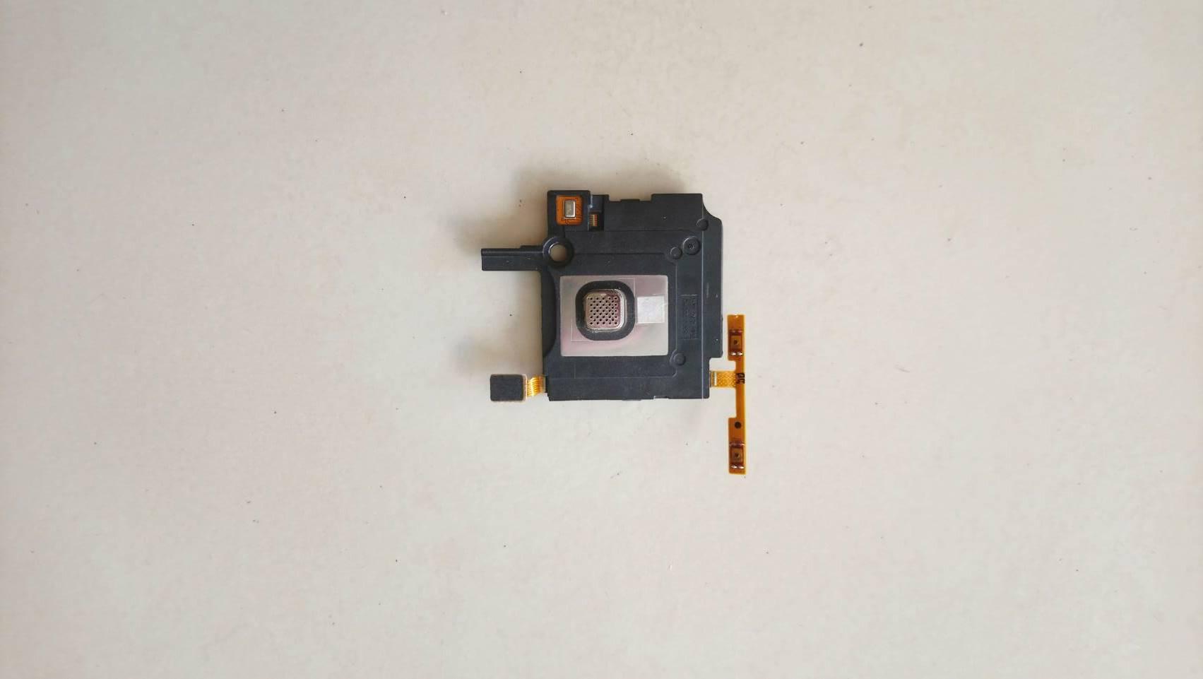 ลำโพงหลังและสายแพโวลลุ่ม SAMSUNG A7 (2015) / A700 มือสอง