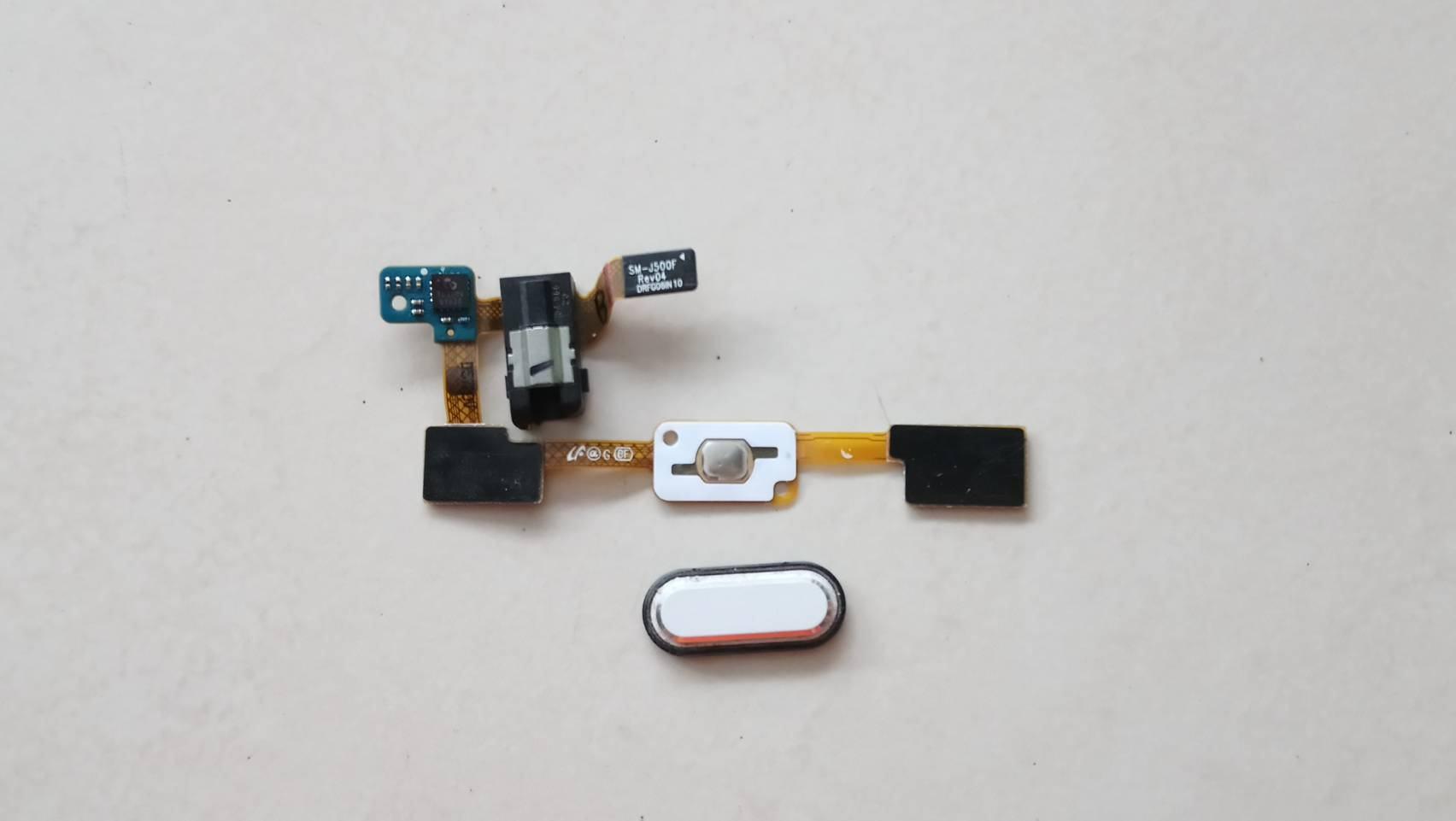 สายแพปุ่มโฮมพร้อมปุ่มกด SAMSUNG J5 / J500G มือสอง