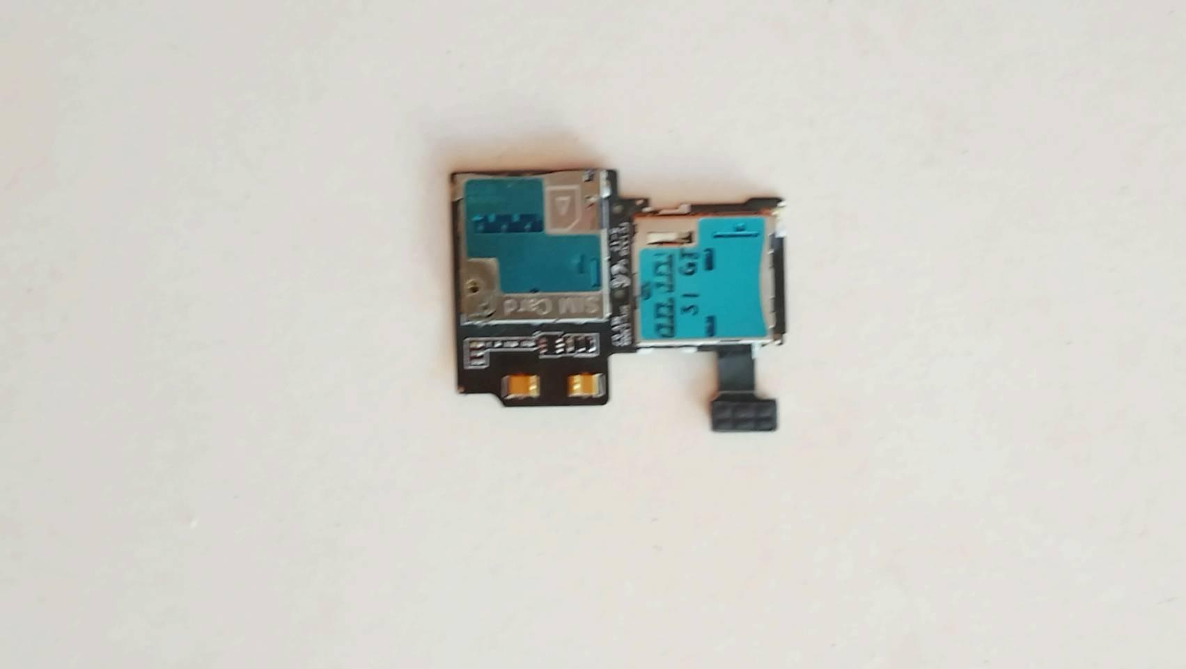 สายแพซิม+MMC SAMSUNG S4 GT-i9500 มืออสอง