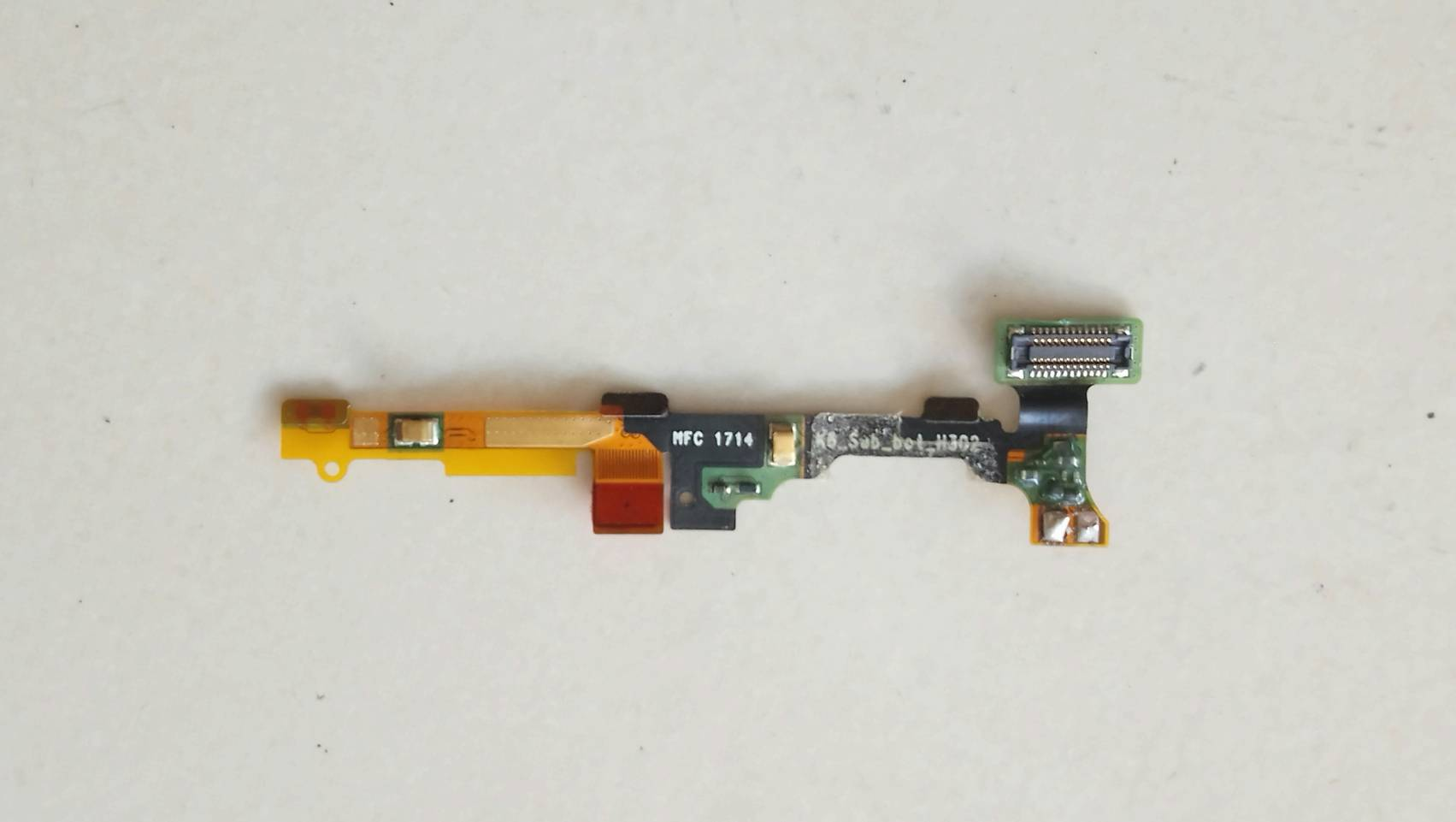ชุดสายแพไมค์ Lenovo vibe z K910 มือสอง