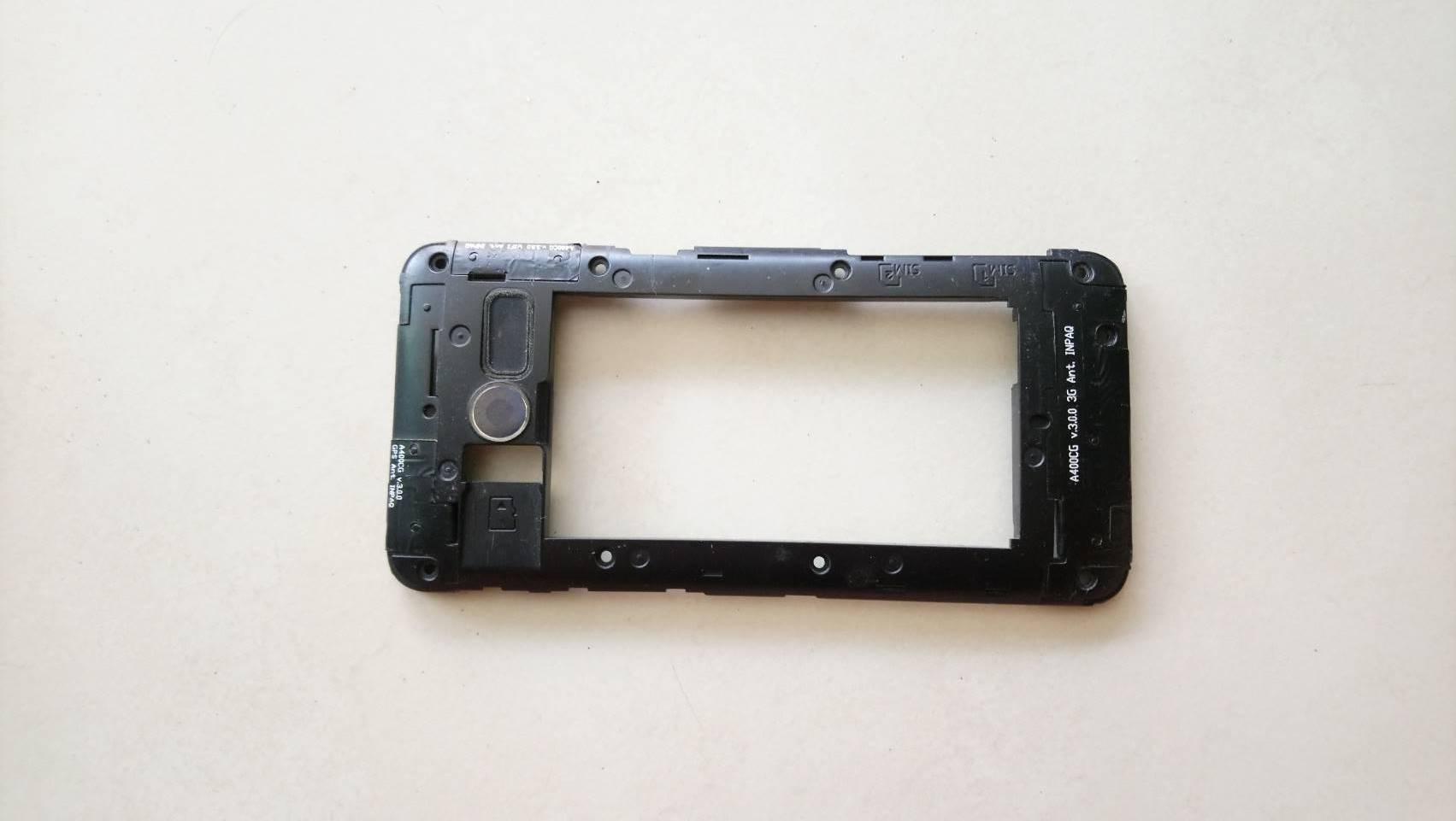 เคสหลัง Back Housing ASUS Zenfone4 T00i มือสอง