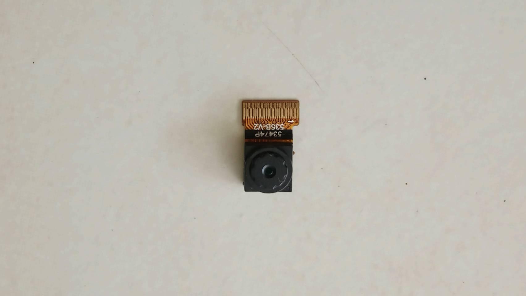 กล้องหน้า  ZTE Blade D6 Lite 3G มือสอง
