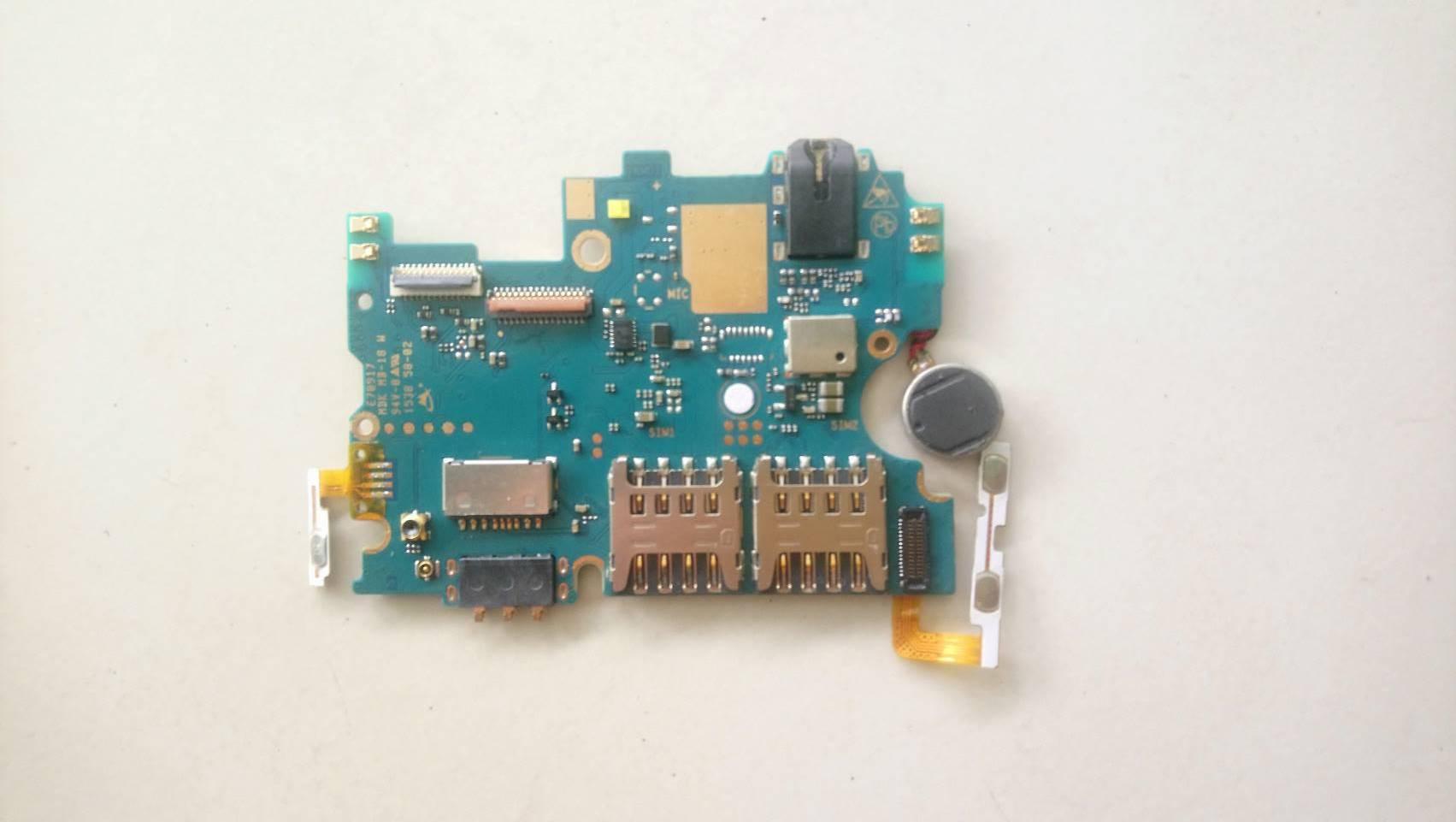 เมนบอร์ด Mainboard  ZTE Blade D6 Lite 3G มือสอง
