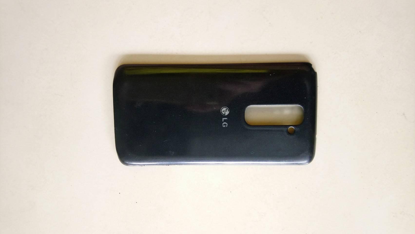 ฝาหลังสีดำ LG G2 F320 / D800 มือสอง