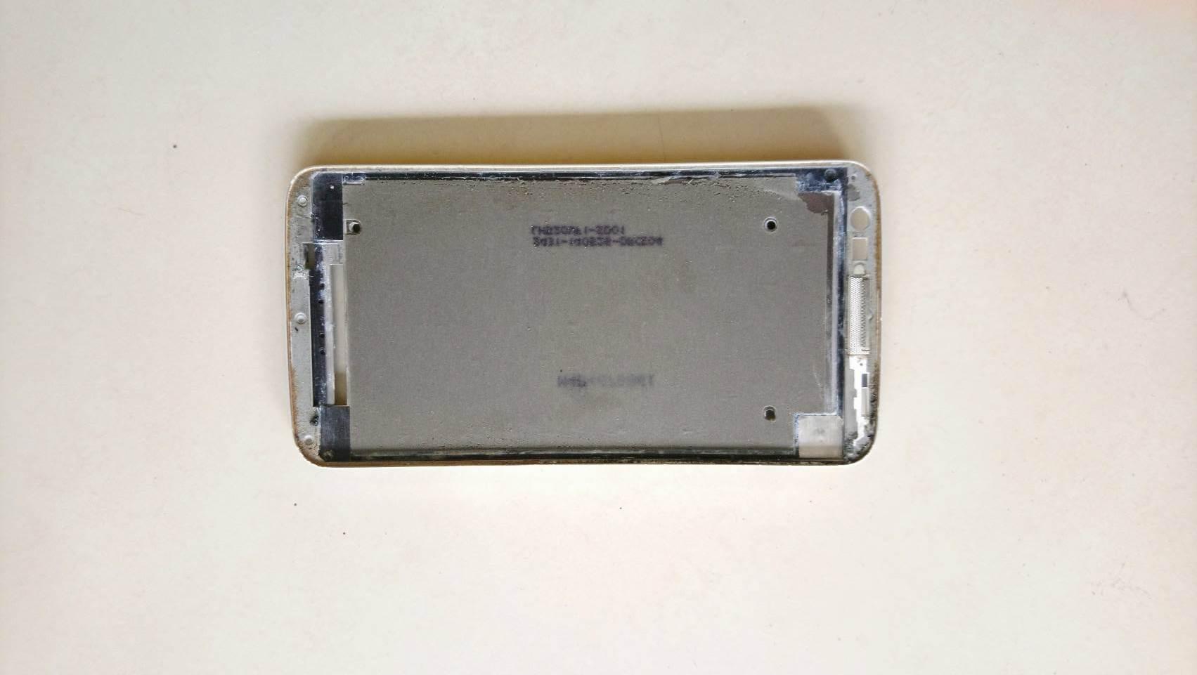 เคสกลาง LG G2 F320 / D800 มือสอง