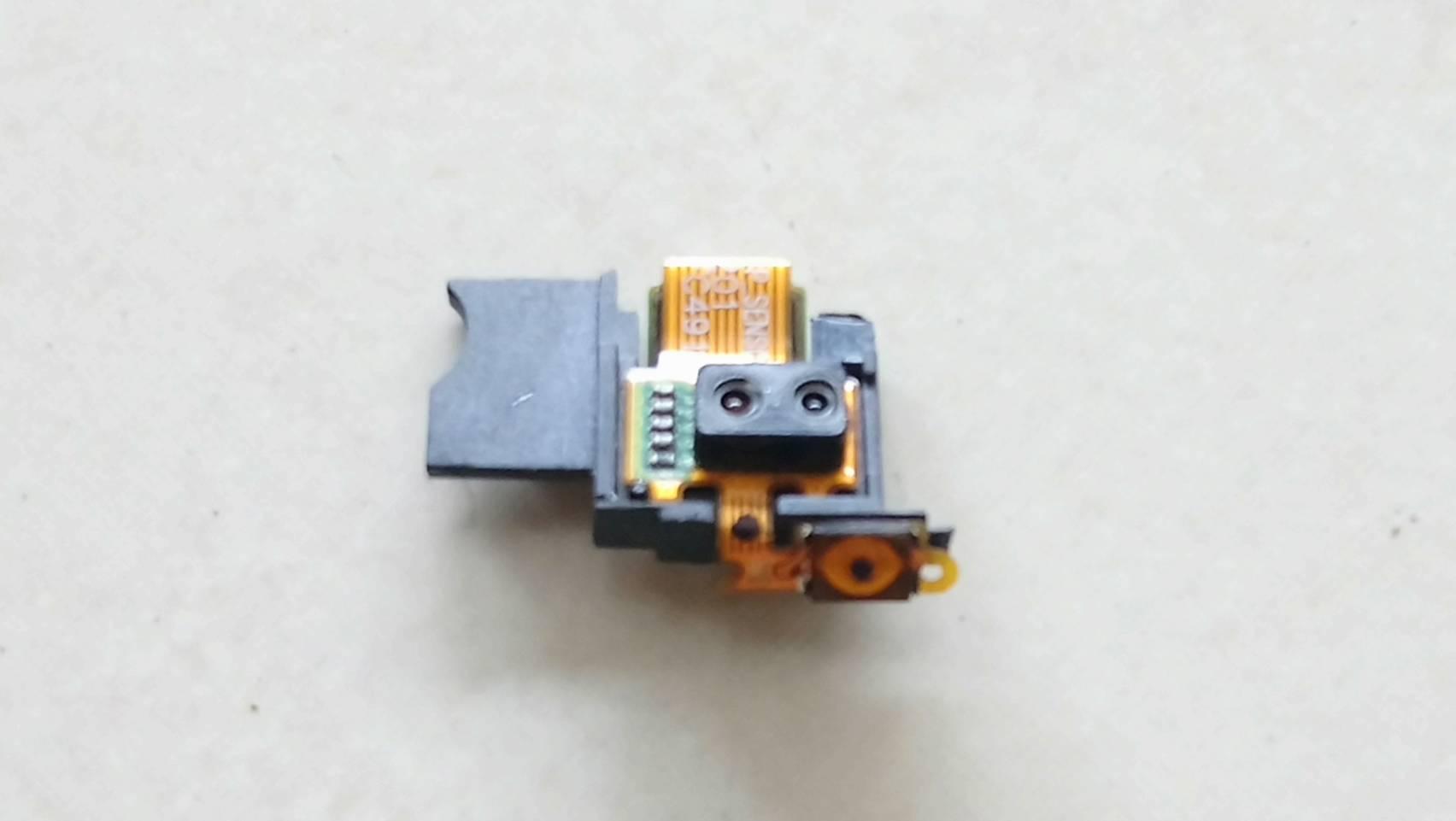 ชุดสายแพสวิทช์ปิดเปิด Lenovo vibe z K910 มือสอง