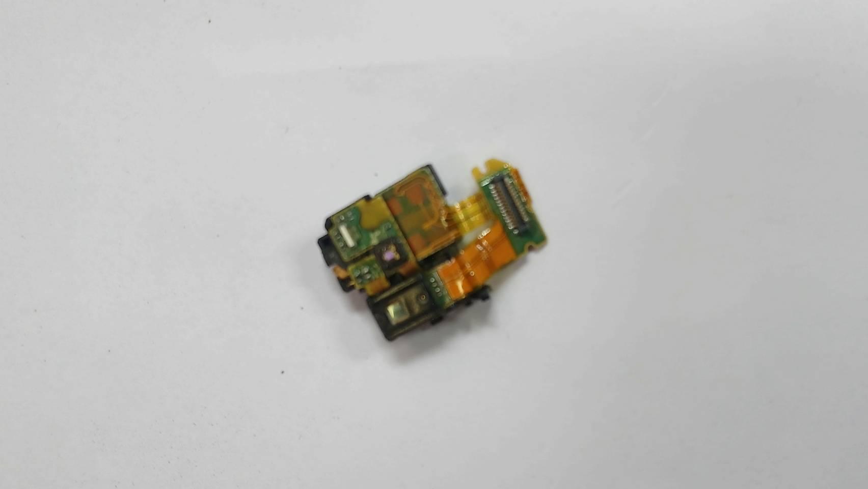 ชุดแจ๊คหูฟัง SONY xperia Z L36h L36i C6603 C6602 C6606 มือสอง