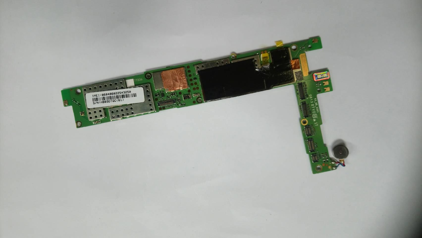 เมนบอร์ดเสียเปิดไม่ติด Lenovo K900 มือสอง