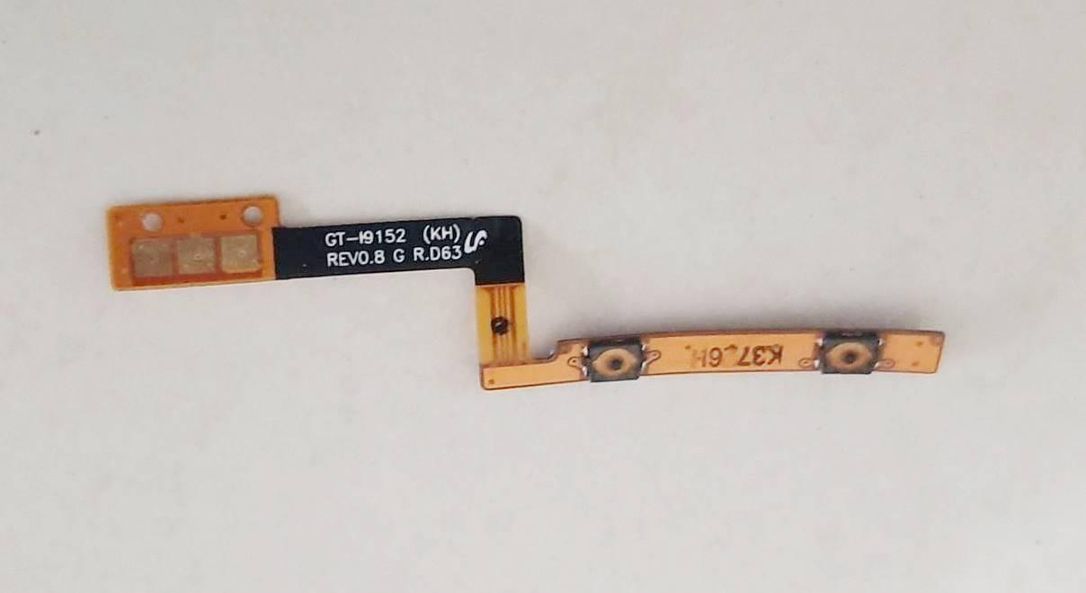 สายแพโวลลุ่ม samsung galaxy Mega 5.8 i9150 / i9152 มือสอง