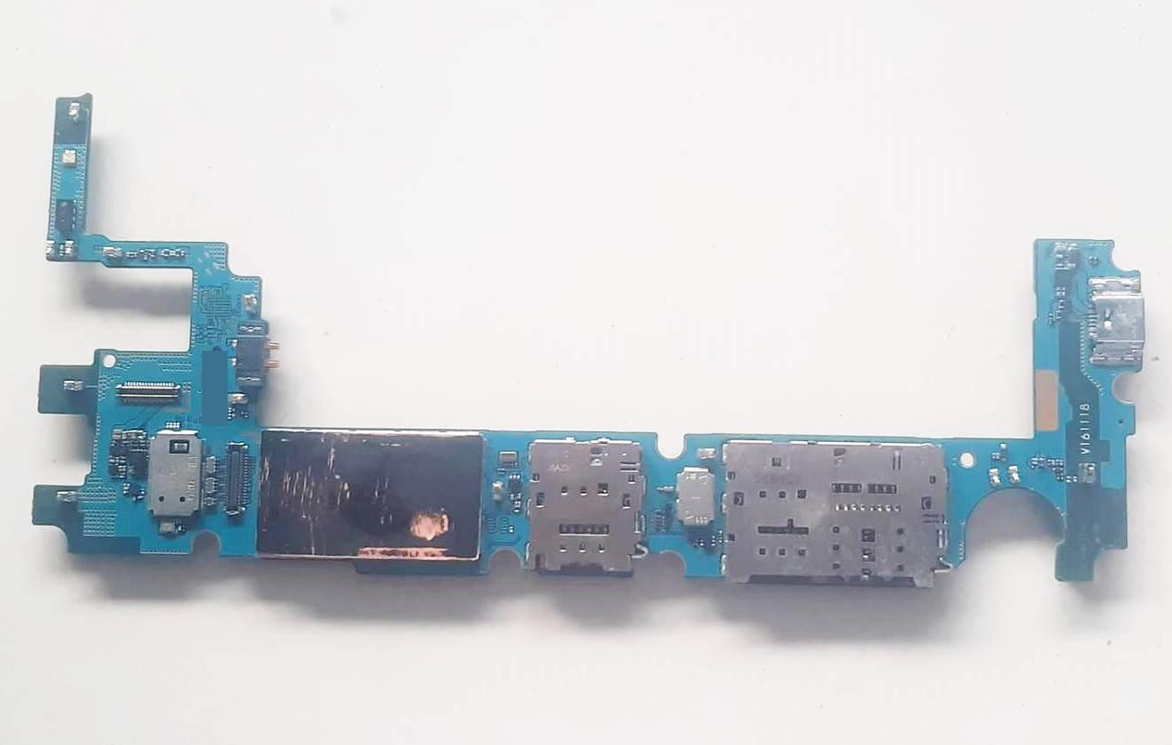 เมนบอร์ด Mainboard SAMSUNG J7 Prime SM-G610F มือสอง