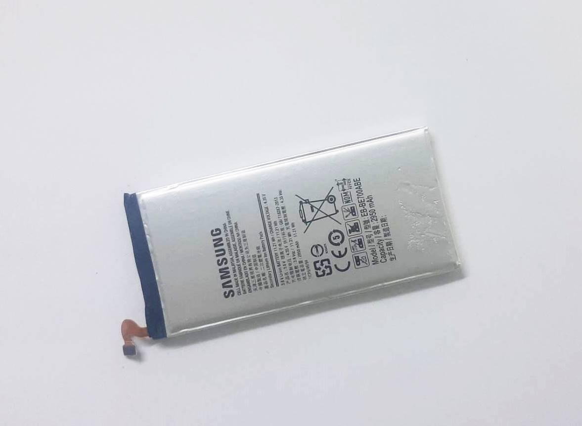 แบตเตอรี่ Battery SAMSUNG E7 / E700 มือสอง