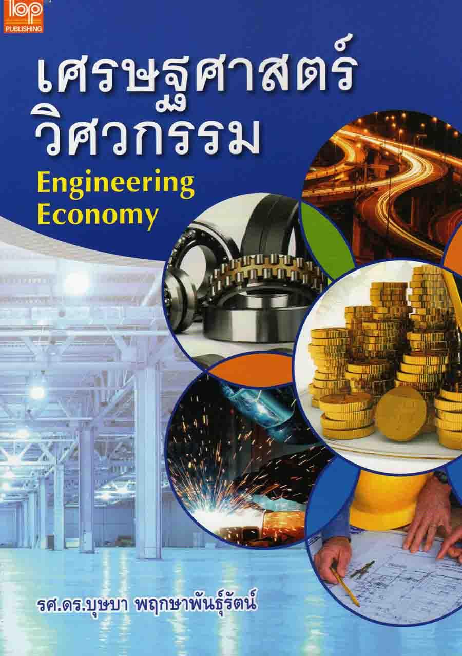 เศรษฐศาสตร์วิศวกรรม (Engineering Economy)