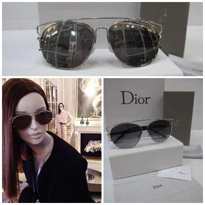 แว่นกันแดด DIOR TECHNOLOGIC เกรด Hi end Top mirror image 100 UV Protection