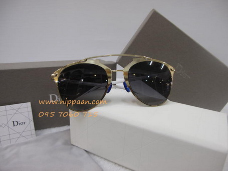 Dior \'Reflected\' 52mm Sunglasses