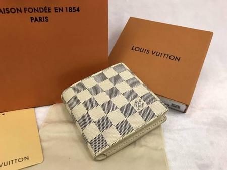 Louis Vuitton Damier Azur Marco Wallet