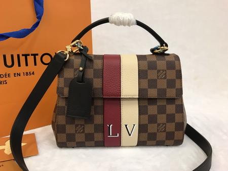 Louis Vuitton BOND STREET BB N41076 Top Mirror Image 7 stars