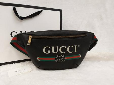 Gucci Print belt bag